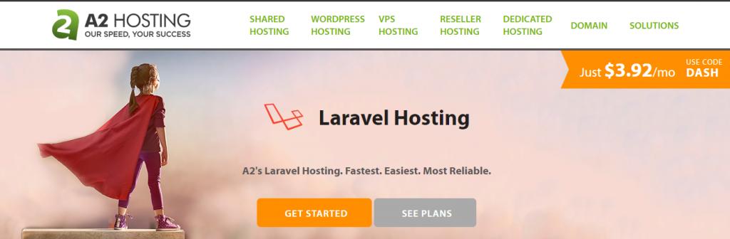 A2Hosting Laravel