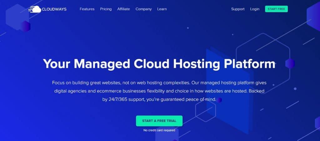 Cloudways - Best Cloud Hosting