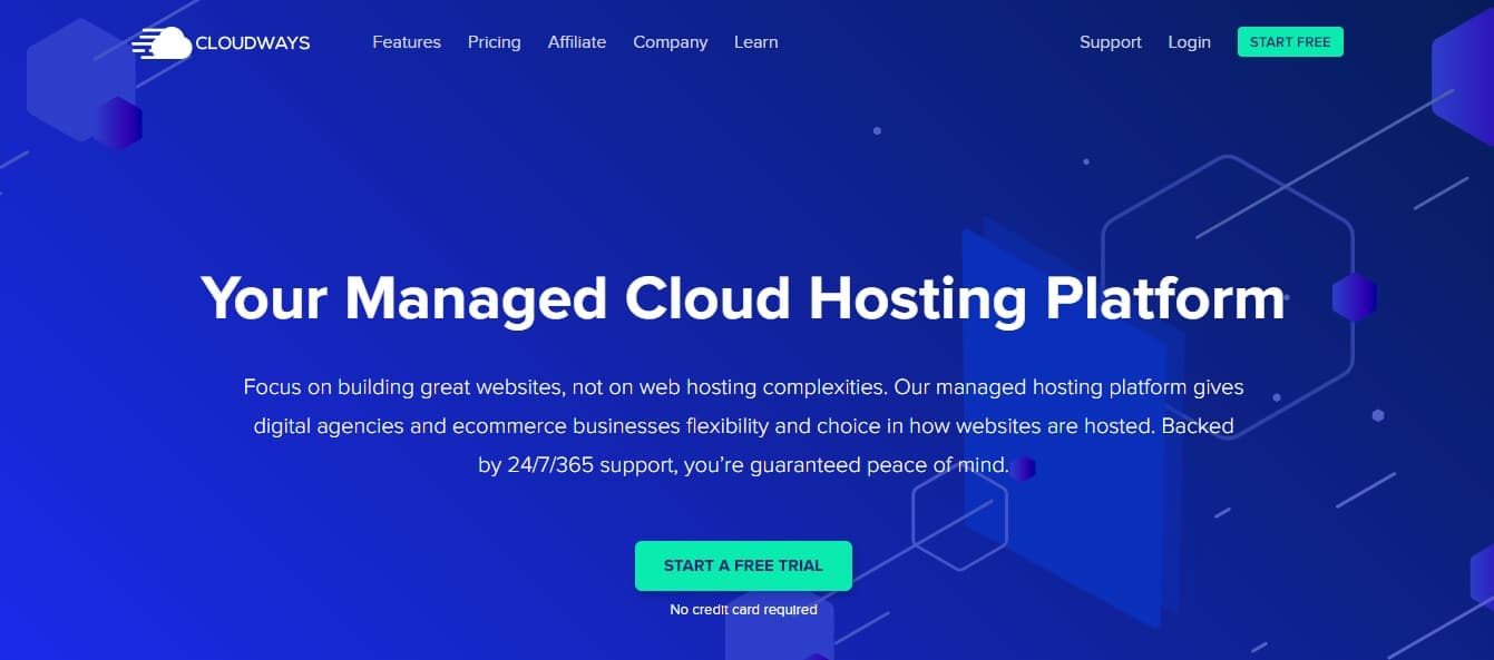 Cloudways - Best Cloud Hosting