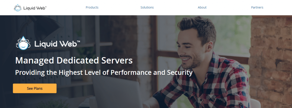 Liquidweb - Dedicated Server Hosting