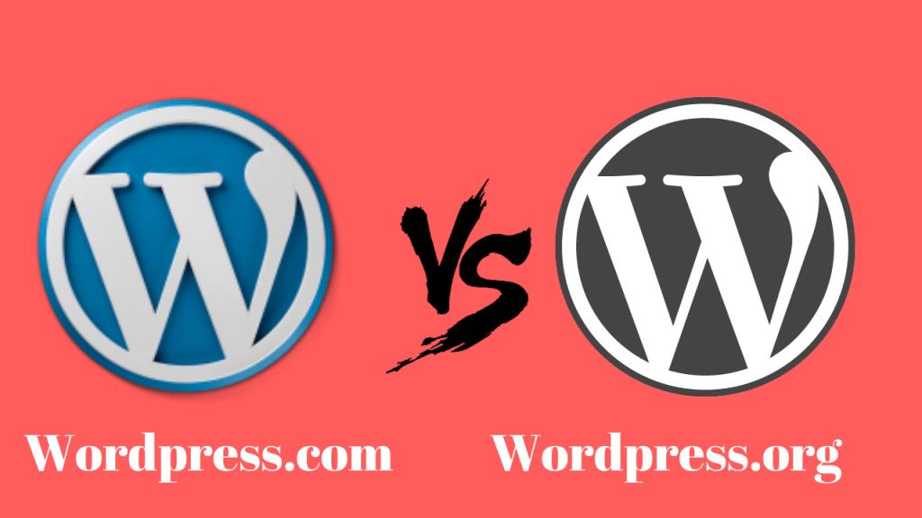 Self Hosted WordPress vs Free WordPress