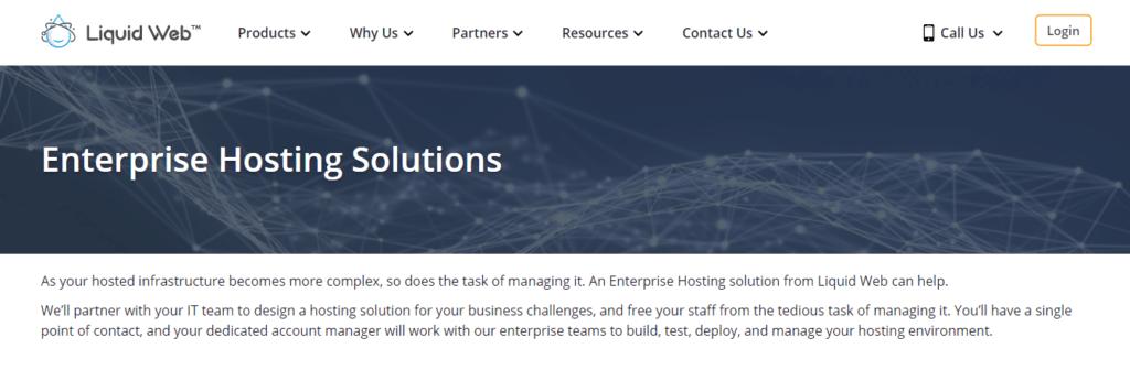 Liquidweb - Enterprise Hosting